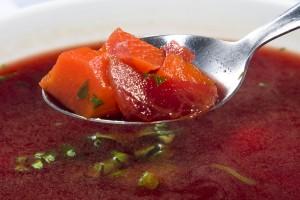 Barszcz czerwony beetroot soup